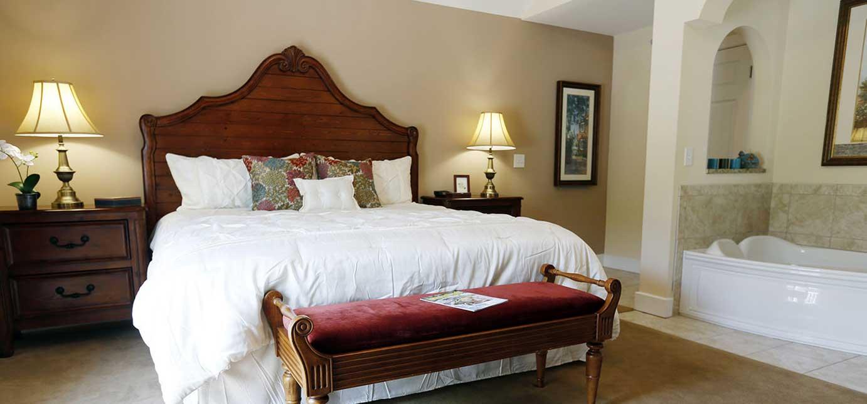 kings creek bedroom