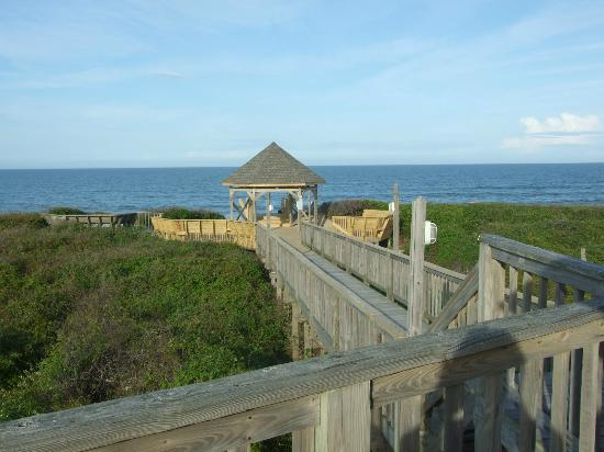 Barrier Island Station Resort Duck Outer Banks Beach Access East Coast Condo Rentals