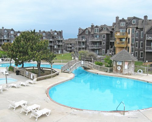 Barrier Island Station Resort Duck Outer Banks Pool