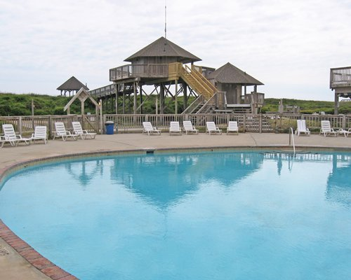 Barrier Island Station Resort Duck Outer Banks Pool And