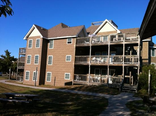 Barrier Island Station Resort Duck Outer Banks Renovated