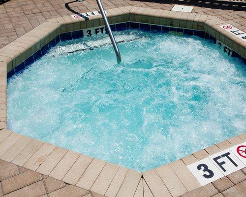 Riptide Beach Club Myrtle Hot Tub Spa