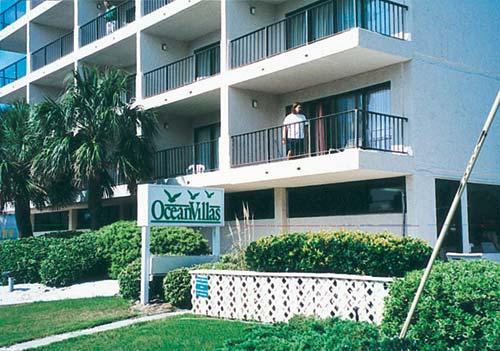 Ocean Villas Beach Club Myrtle Beach East Coast Condo Rentals