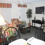 Ellington at Wachesaw Plantation East Resort 1BR Living Dining Room