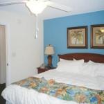 Ellington at Wachesaw Plantation East Resort 2BR Master Bedroom