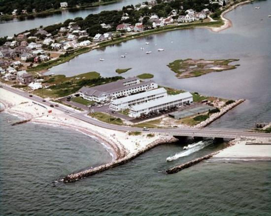 InnSeason Resort Surfside Aerial Photo