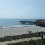 Yachtsman Resort Myrtle Beach Boardwalk Beach