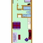 Yachtsman Resort Myrtle Beach Sloop Floor Plan