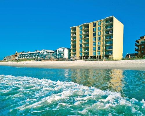 Emerald Beach Resort Condo Rentals